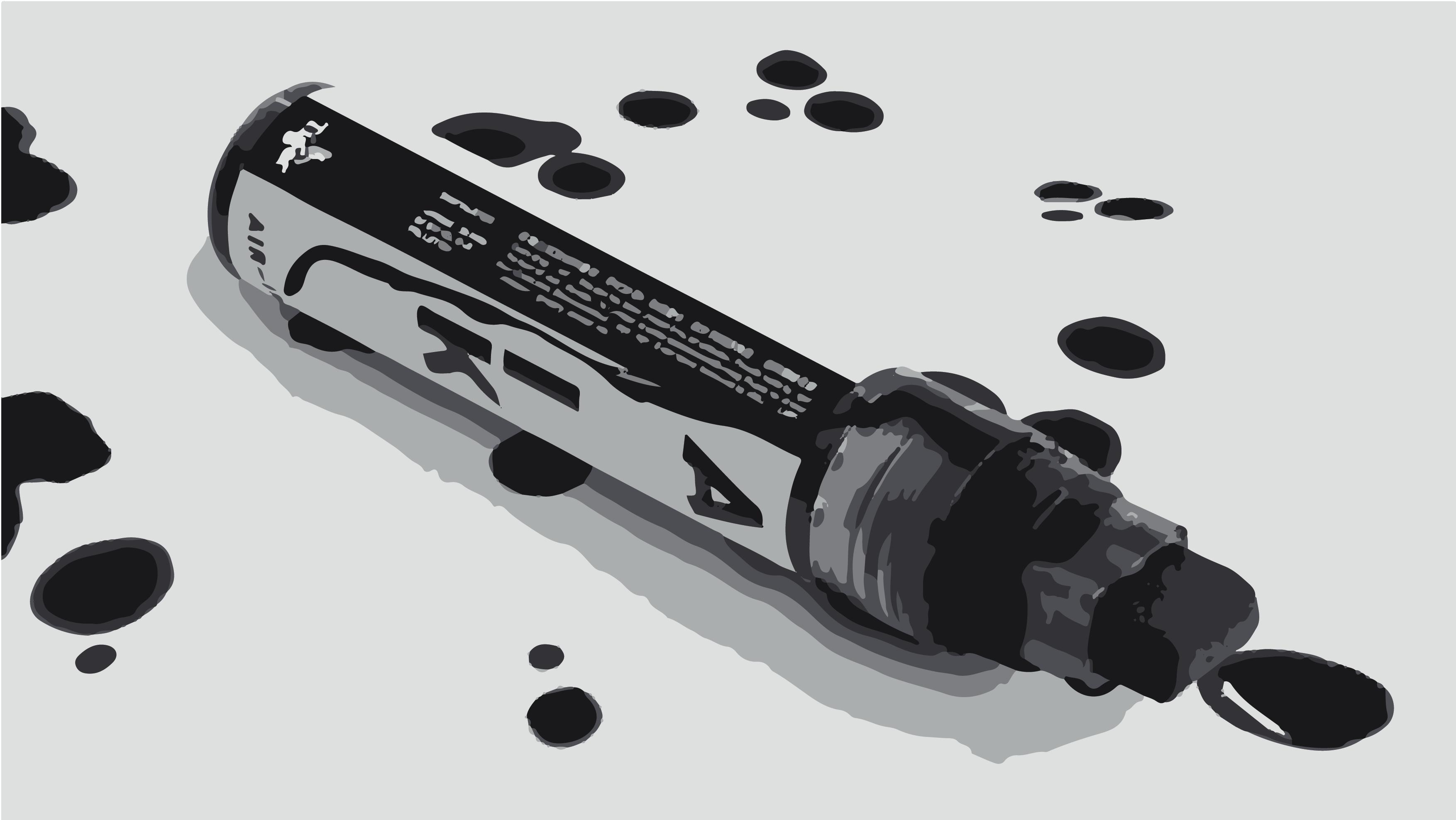 L'INQUINAMENTO DIVENTA ARTE: dai gas di scarico all'inchiostro