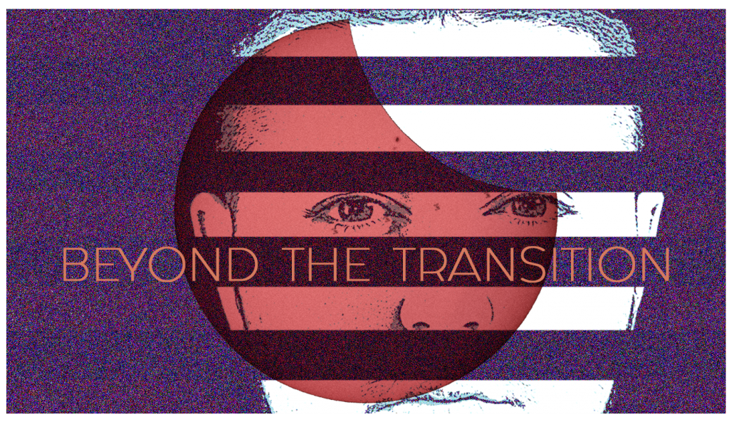 beyond the transition landing