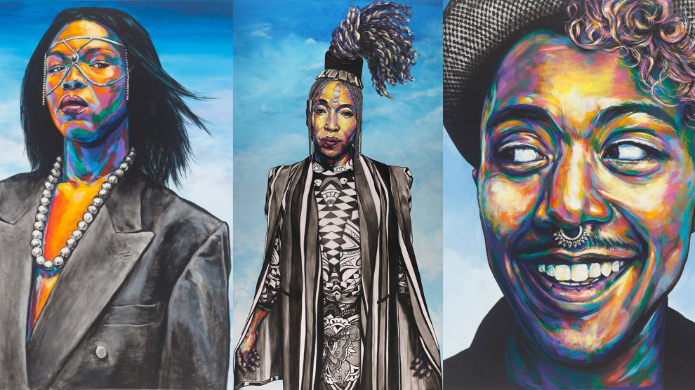 RAE SENARIGHI: ART BEYOND THE GENDER LINES